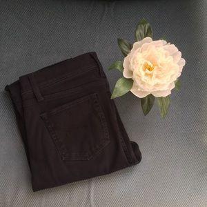 Gap Black High Rise Skinny Pants